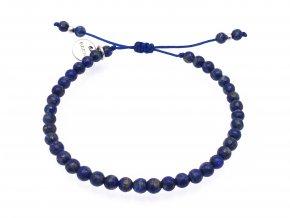 mineralni naramek lapis lazuli 4mm