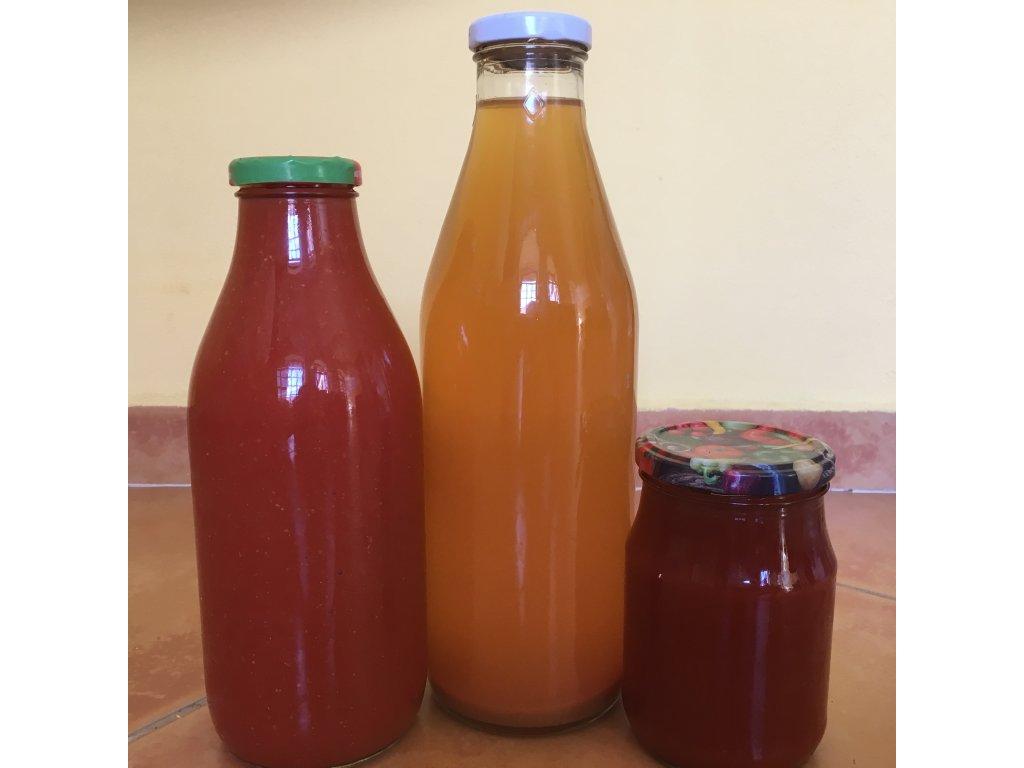 kečup mošt rajčat