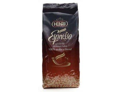henri espresso