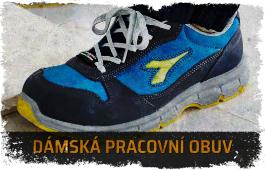 Dámská pracovní obuv