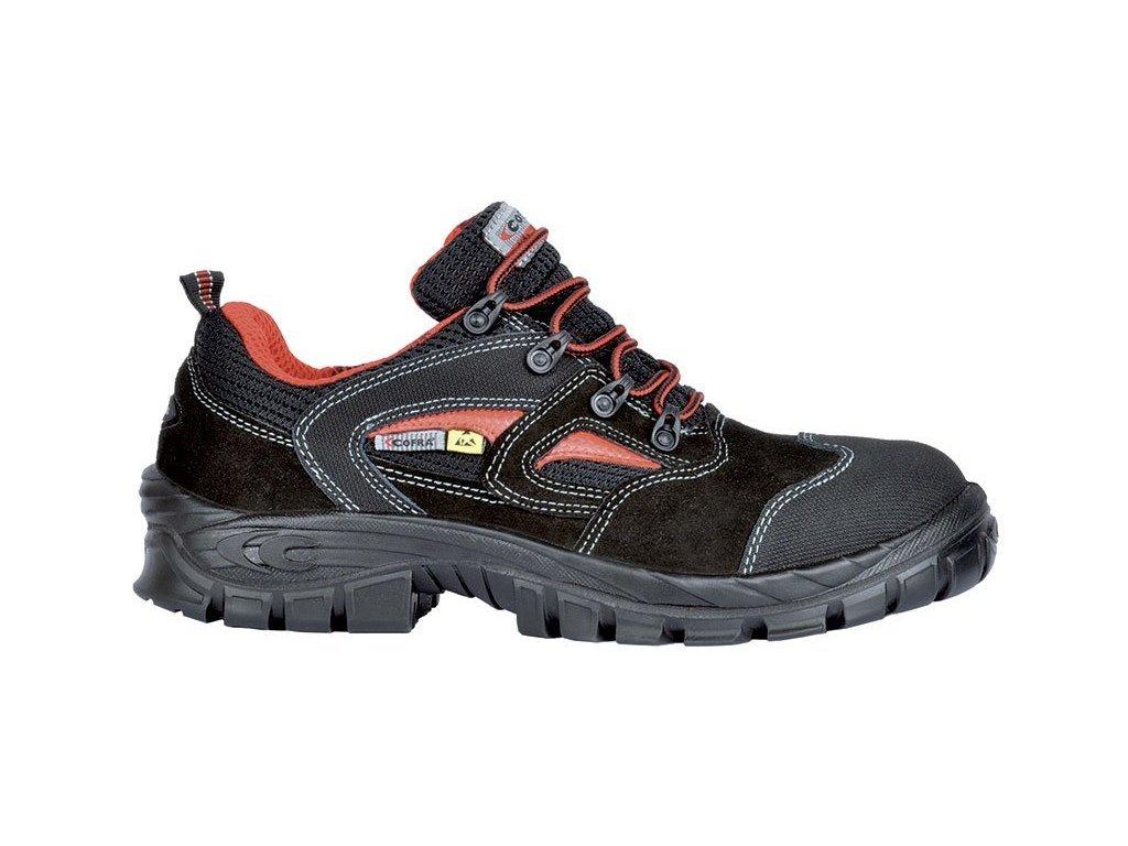 Pracovní obuv Cofra Vanir S1P ESD SRC