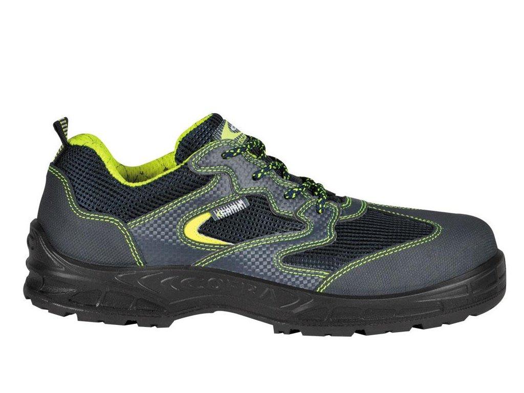 Pracovní obuv Cofra Nizza S1P SRC