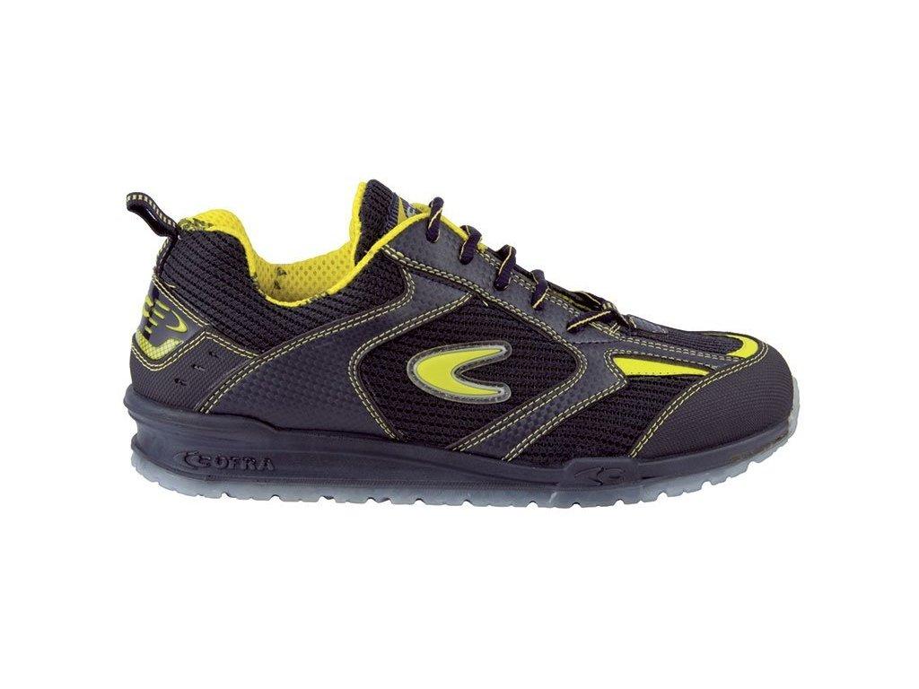 Pracovní obuv Cofra Carnera S1P SRC