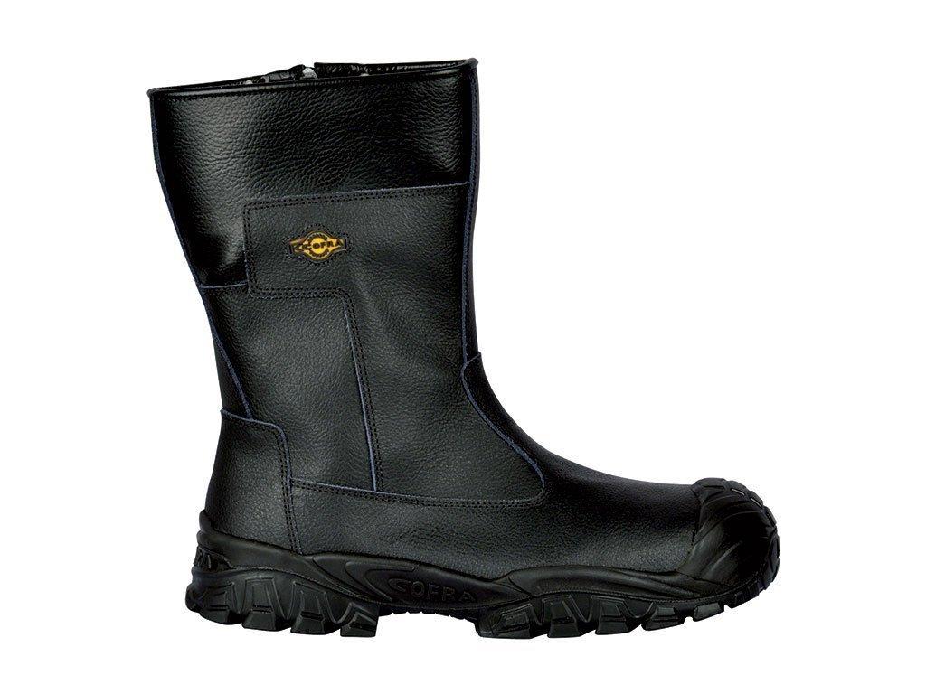 Pracovní obuv Cofra New Oder UK S3 CI  SRC