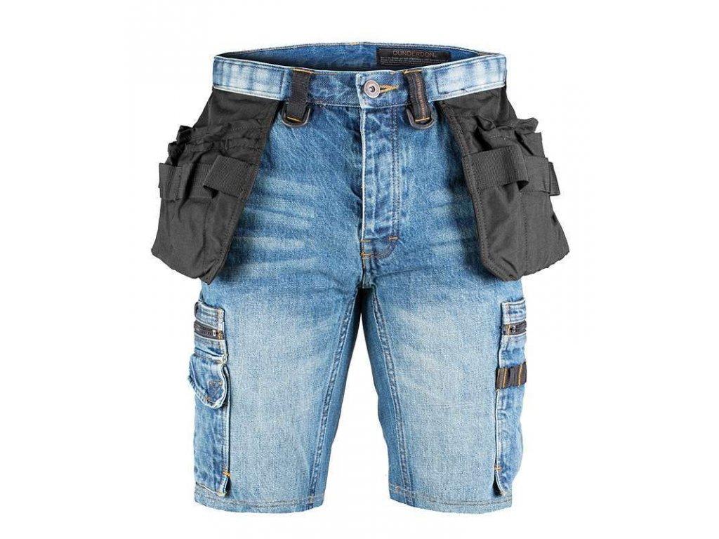 P55S Krátké kalhoty Denim