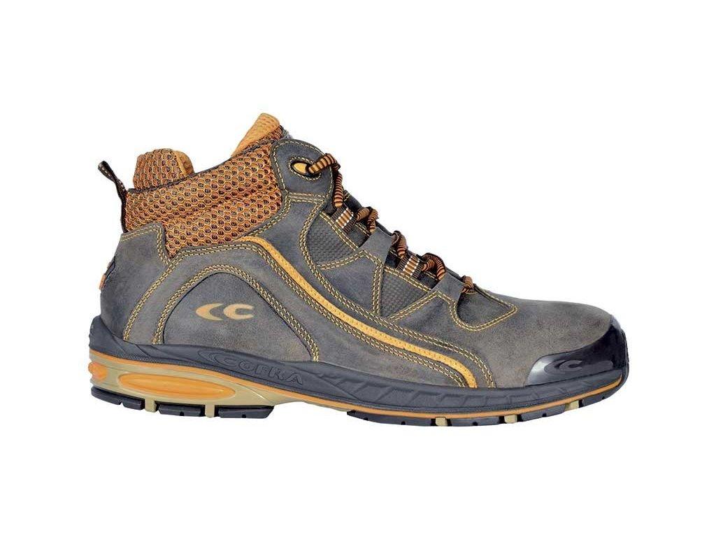 Pracovní obuv Cofra Baseman S3 SRC
