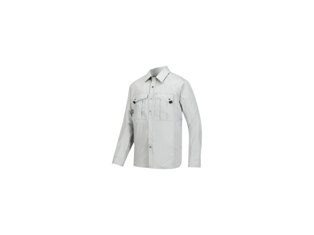 Košile Snickers  Rip-Stop s dlouhým rukávem  8508