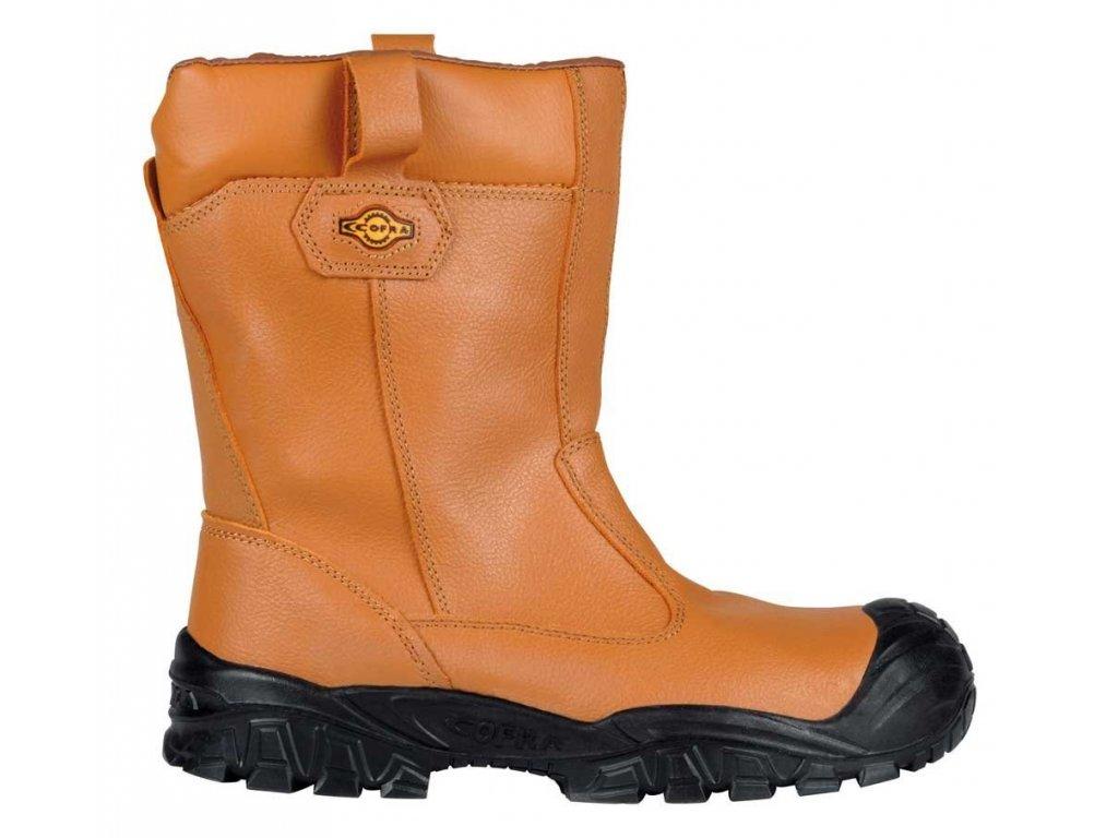 Pracovní obuv Cofra New Castle UK S3 CI  SRC