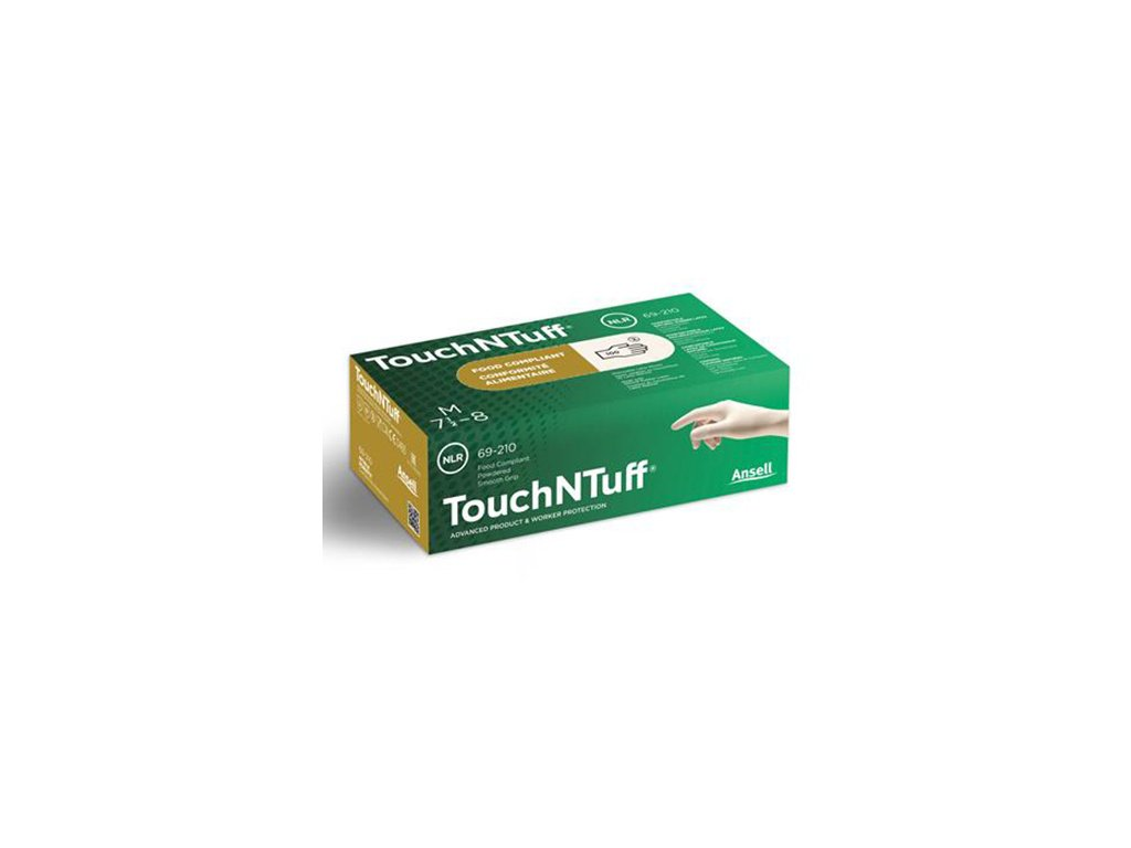 Ansell touch n tuff 69 210