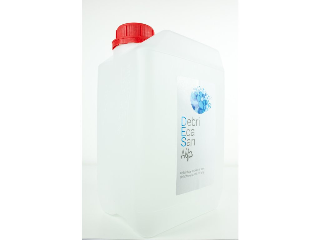 DebriEcaSan Alfa 500ml kanystr 3000ml