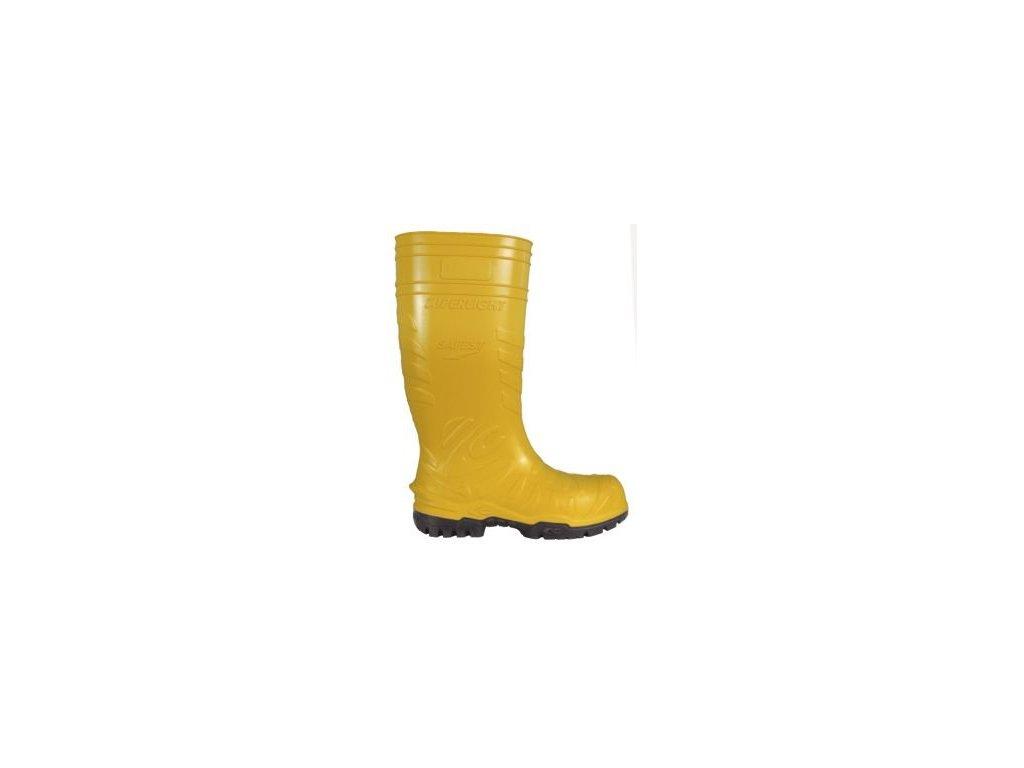 Holínky Cofra Electrical Safest Yellow SB E FO CI SRC