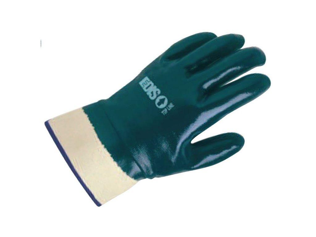 Pracovní rukavice EDIS TOP LINE nitrile ETL 13.03