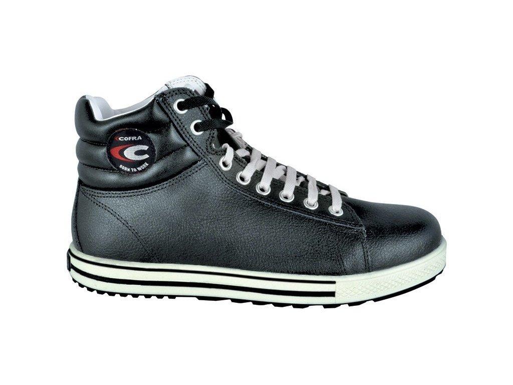 Vysoká pracovní obuv COFRA BLOCK S3 SRC