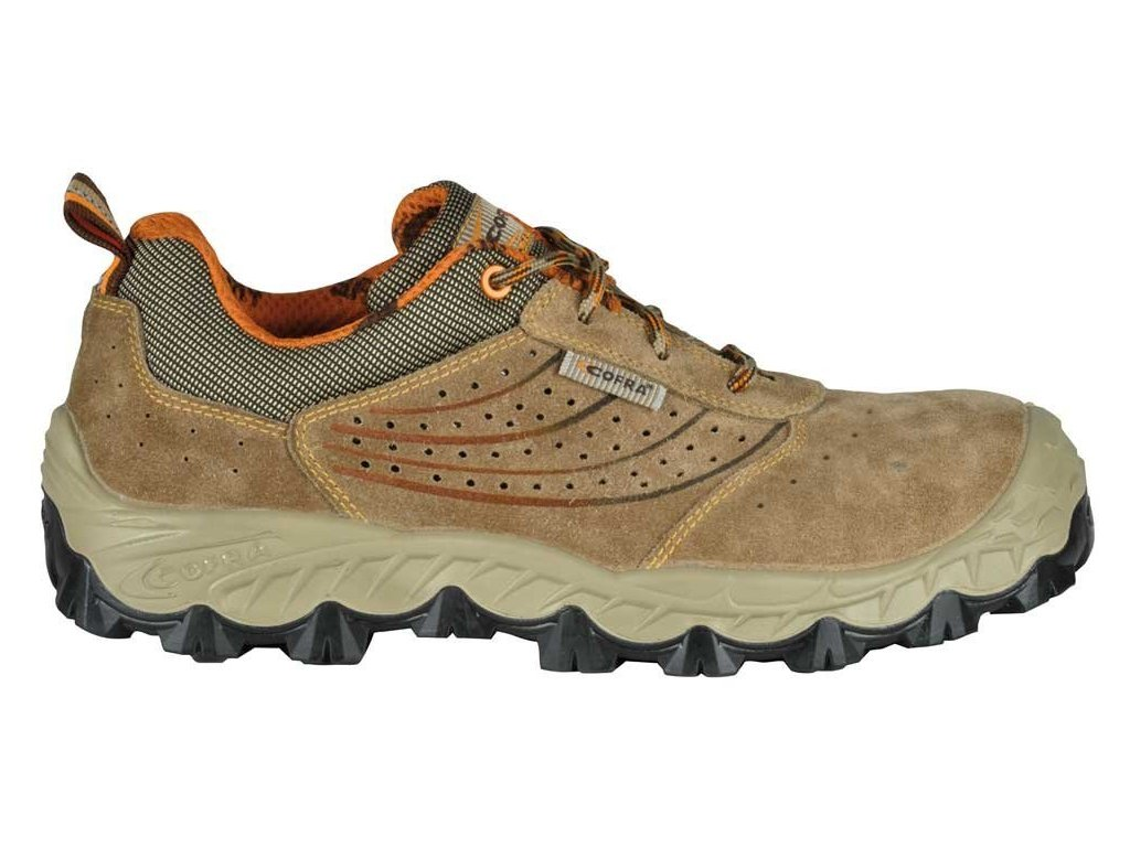 Pracovní obuv Cofra NEW RED SEA S1 P SRC