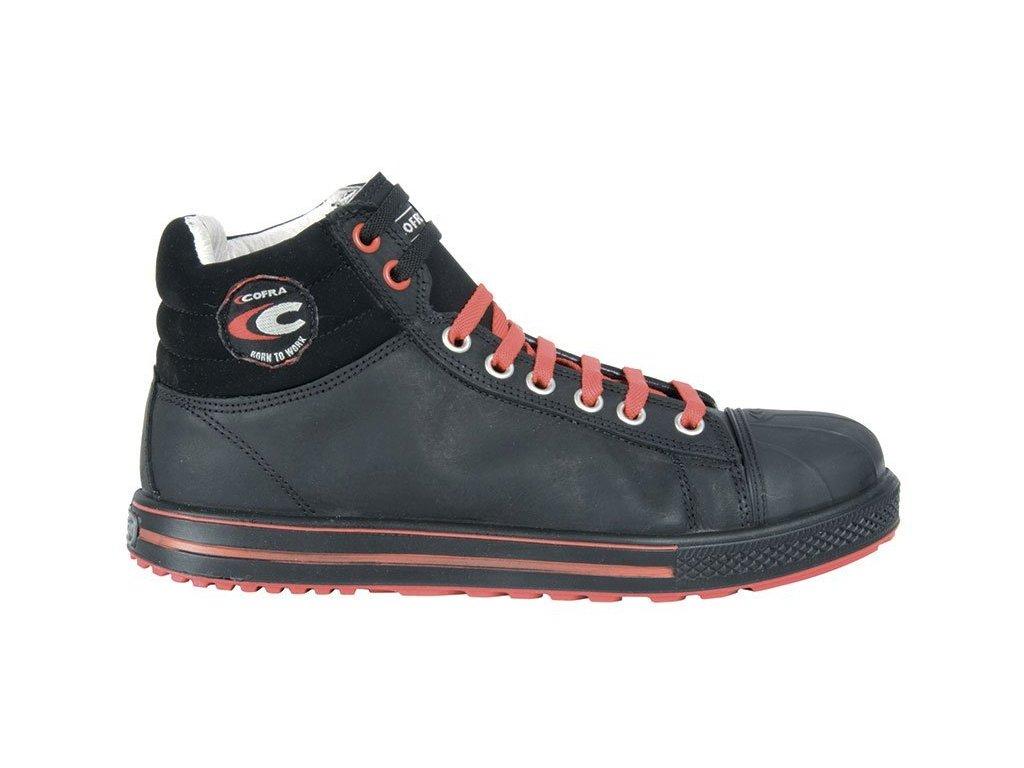 Pracovní obuv Cofra Steal S3 SRC