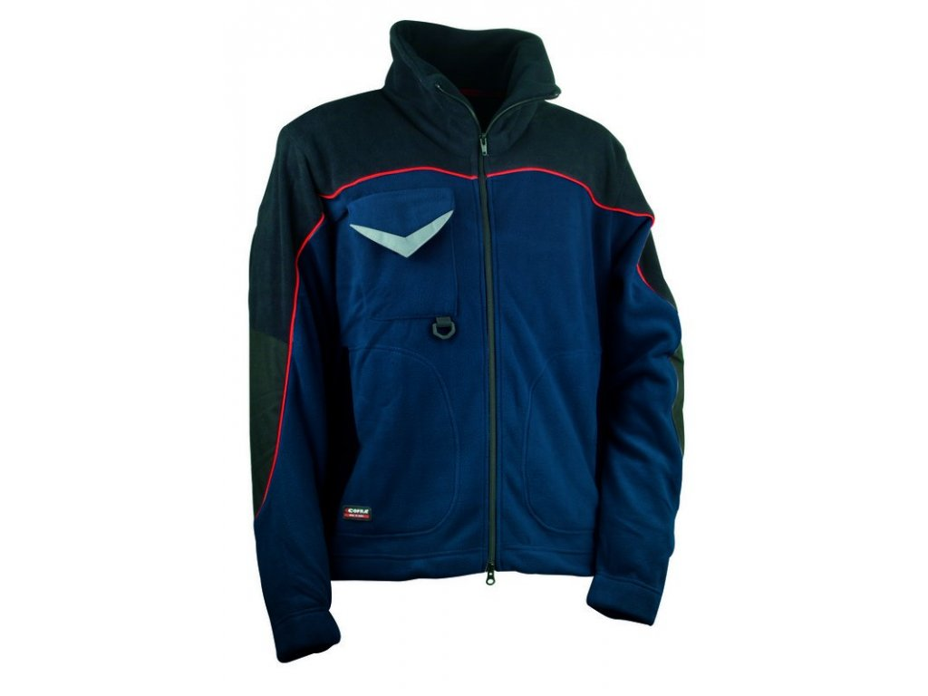 7805 bunda fleece cofra rider 280 g m2