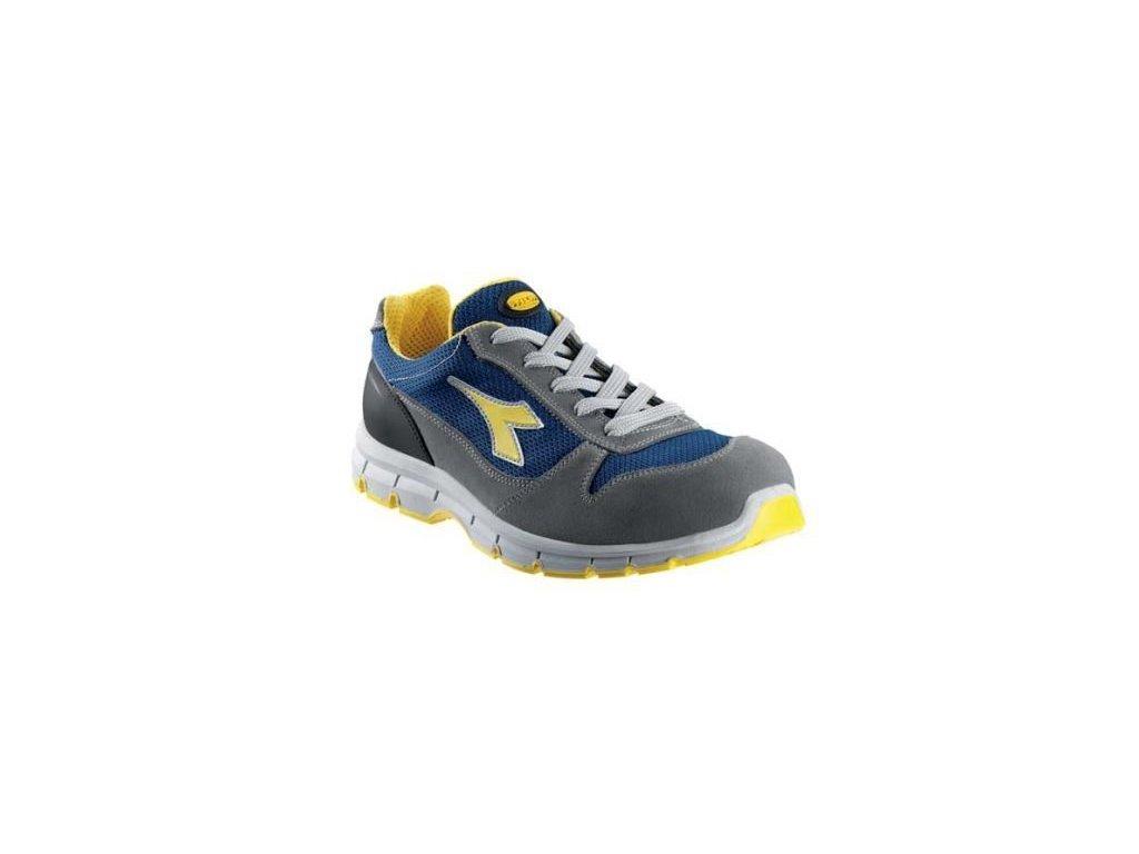 Nízká pracovní bota DIADORA BASSA RUN textile S1P SRC