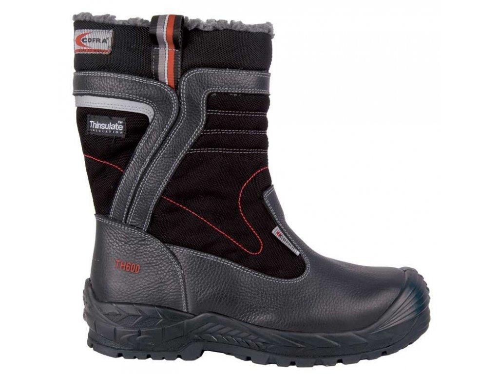 Pracovní obuv Cofra Ginnar S3 WR CI HRO SRC