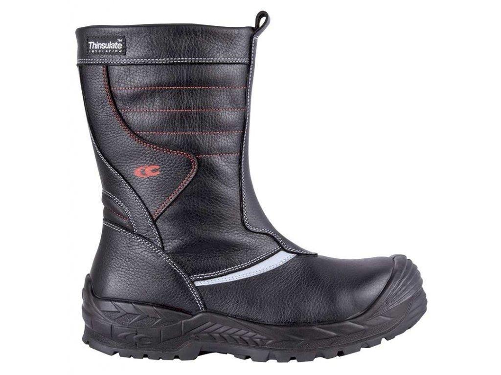 Pracovní obuv Cofra Herran S3 WR CI HRO SRC