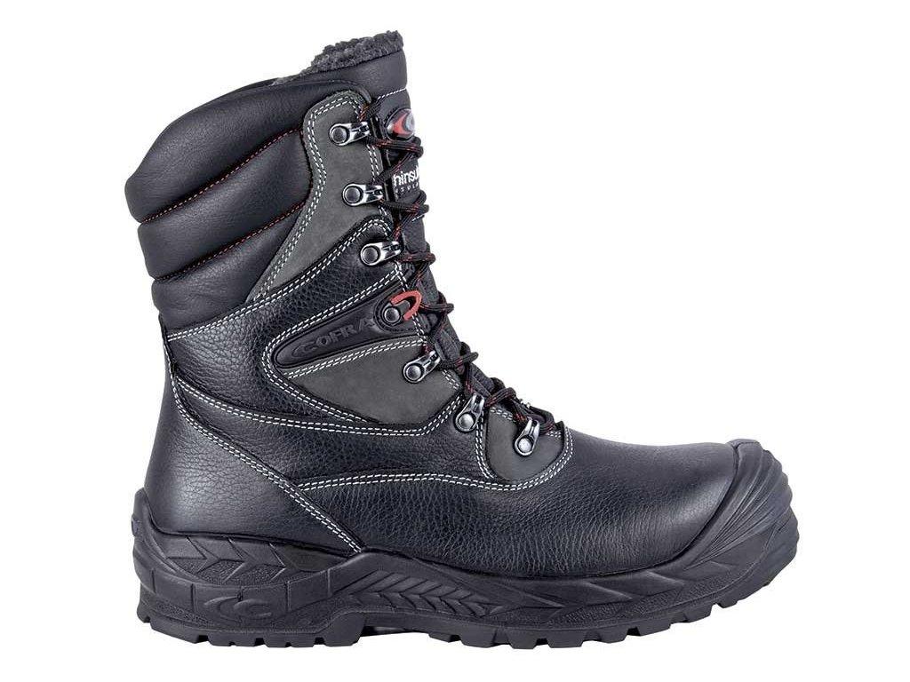 Pracovní obuv Cofra Nikkar S3 WR CI HRO SRC