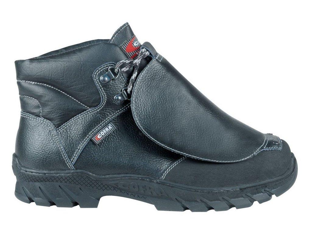 Pracovní obuv Cofra Seikan S3 M Hi CI HRO SRC