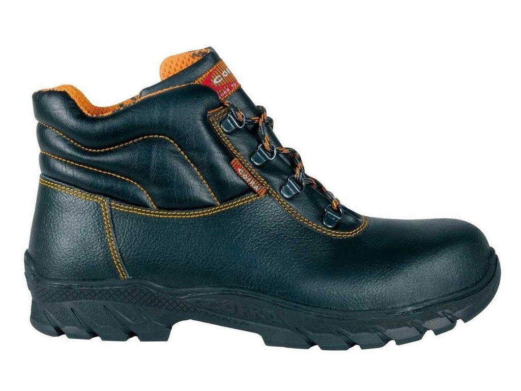 Pracovní obuv Cofra Gottardo S3 Hi CI HRO SRC