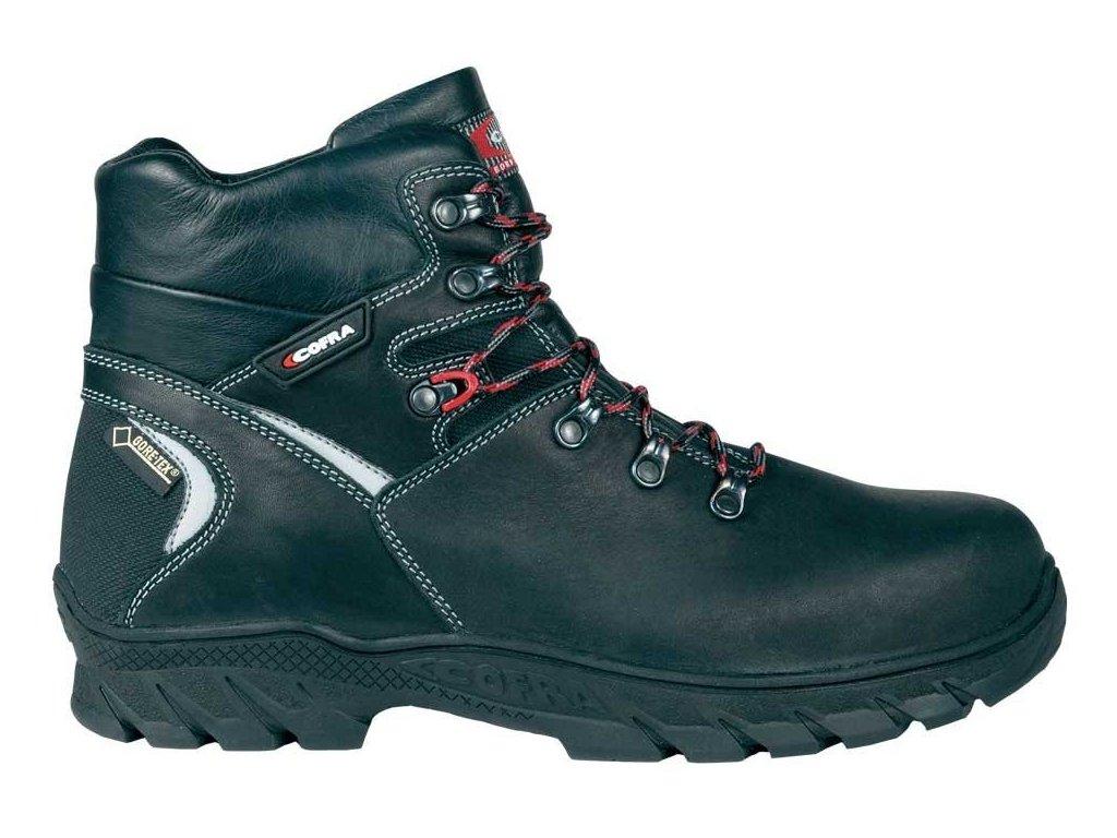 Pracovní obuv Cofra Shimizu S3 WR Hi CI HRO SRC