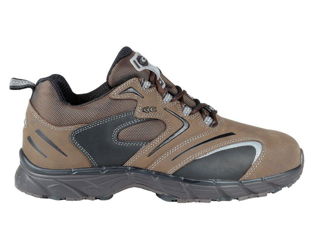 Pracovní obuv Cofra New Squash Brown S3 SRC
