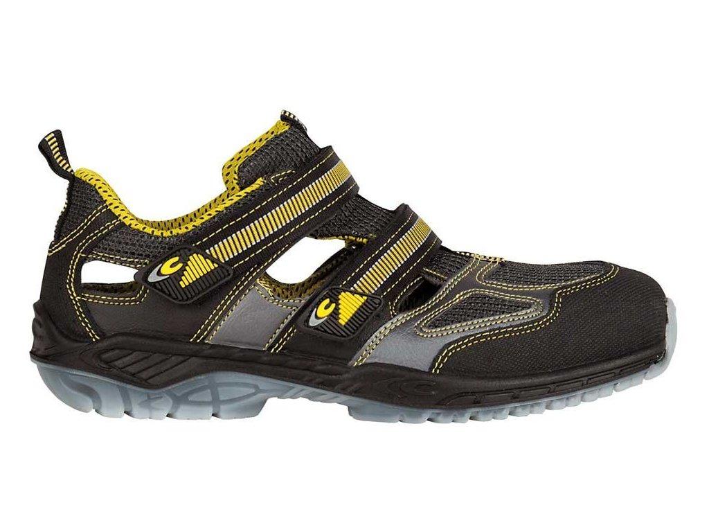Pracovní obuv Cofra Ace S1P SRC