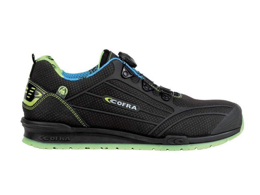 Pracovní obuv Cofra Burst S3 ESD SRC