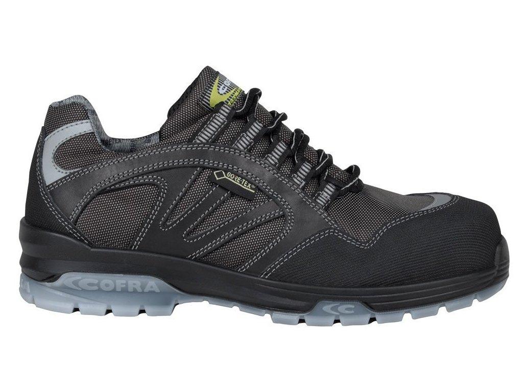 Nízká pracovní obuv COFRA POLKA BLACK S3 WR SRC