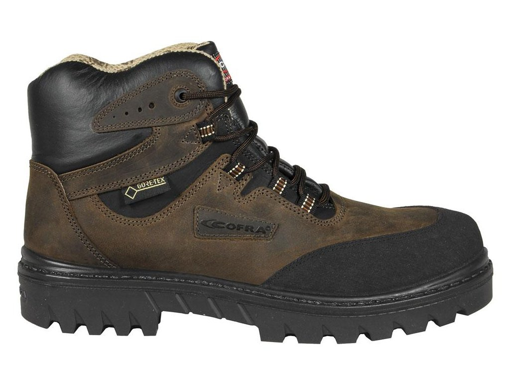 Pracovní obuv Cofra Arkansas S3 WR CI HI HRO SRC