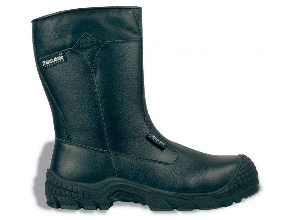 Vysoká pracovní obuv COFRA MALI S3 CI HRO SRC