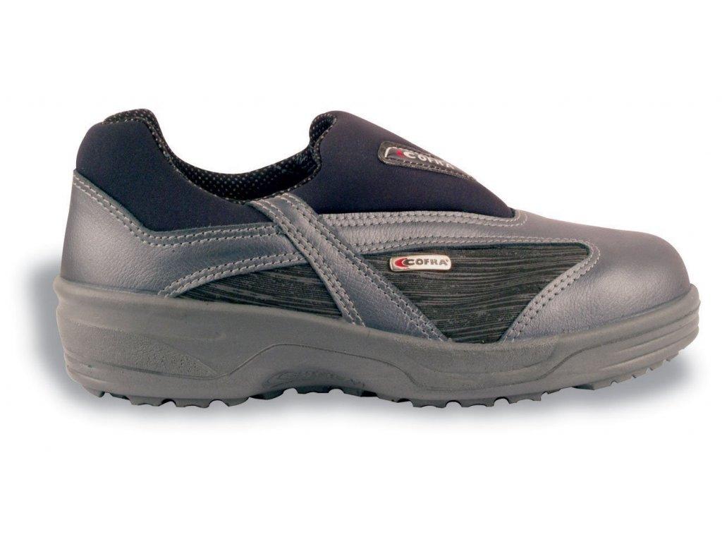 Nízká pracovní obuv COFRA NAOMI S2 SRC
