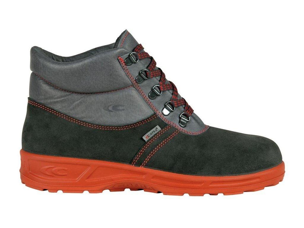 Pracovní obuv Cofra Dachdecker Grey O3 SRC FO