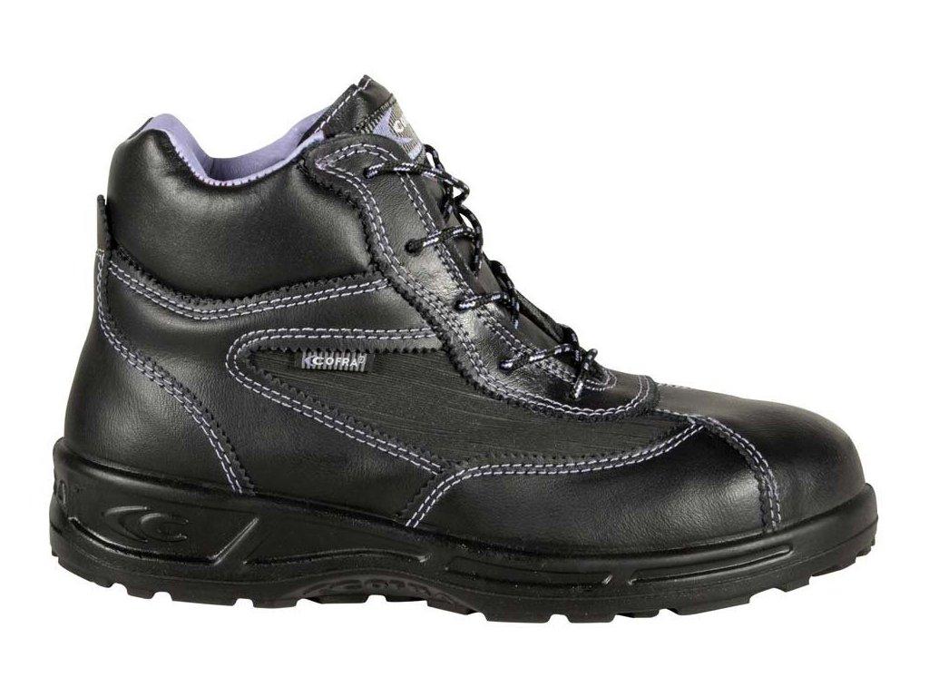 Pracovní obuv Cofra Brigitte S3 SRC