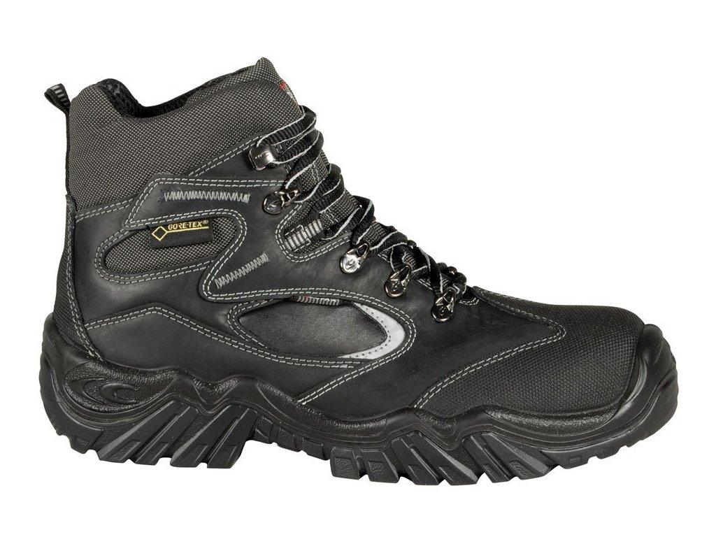 Vysoká pracovní obuv COFRA MISURINA O3 WR HRO SRC FO