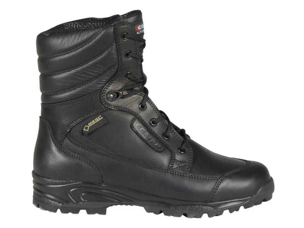 Pracovní obuv Cofra Lewsite Black