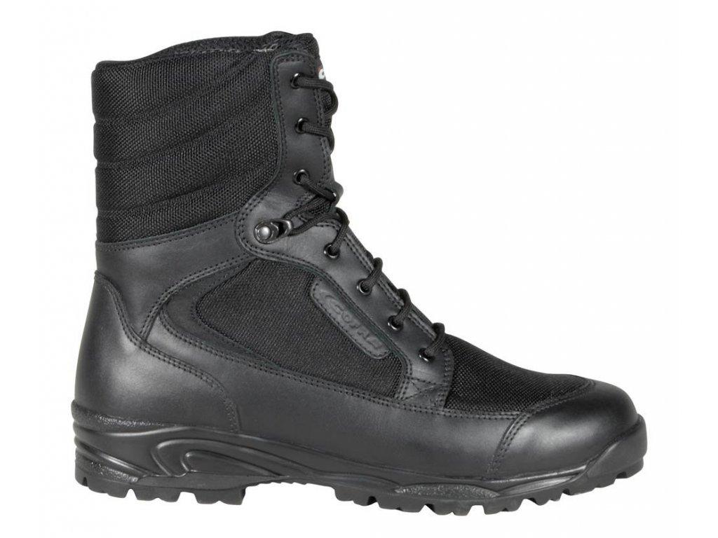 Vysoká pracovní obuv COFRA TAVOR black