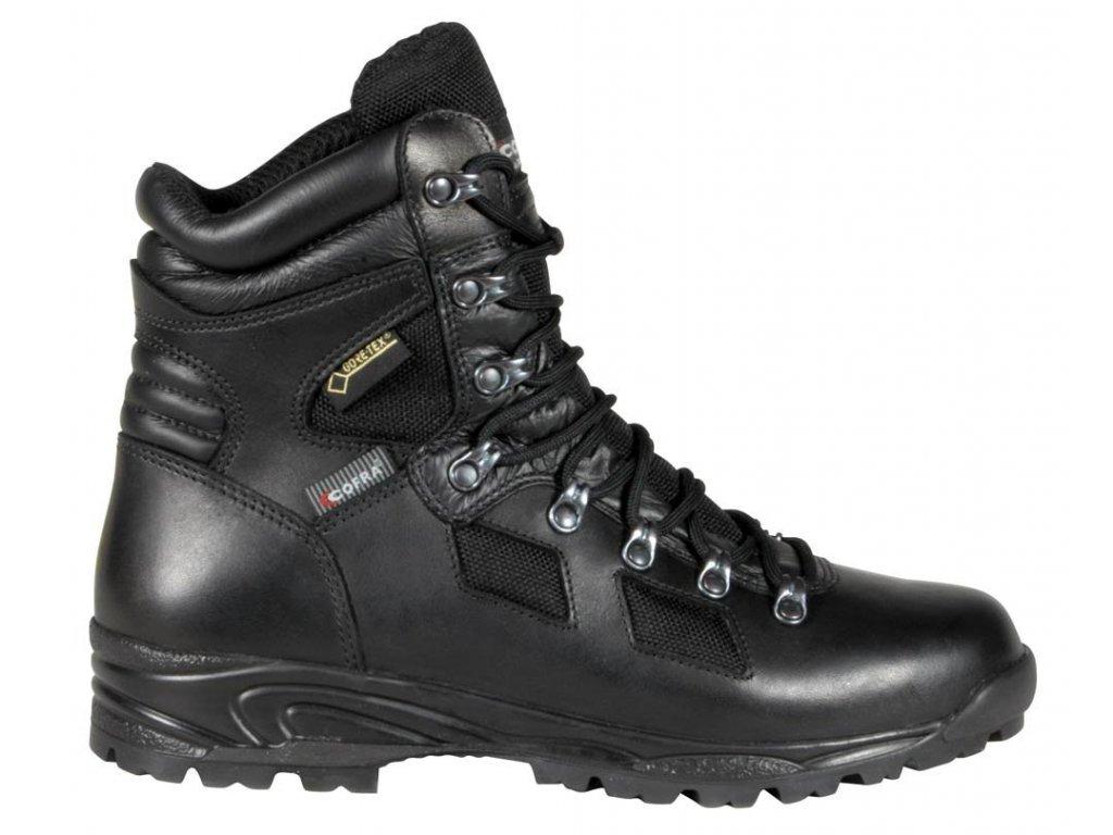 Pracovní obuv Cofra Reising Black