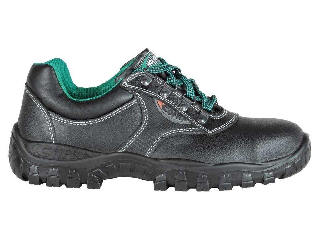 Nízká pracovní obuv COFRA ANTARES S3 SRC