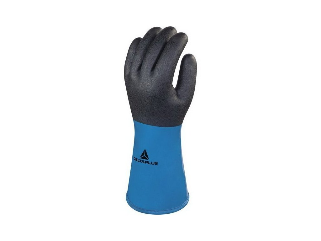 Zimní PVC rukavice Chamsafe Plus VV837 VV837BL