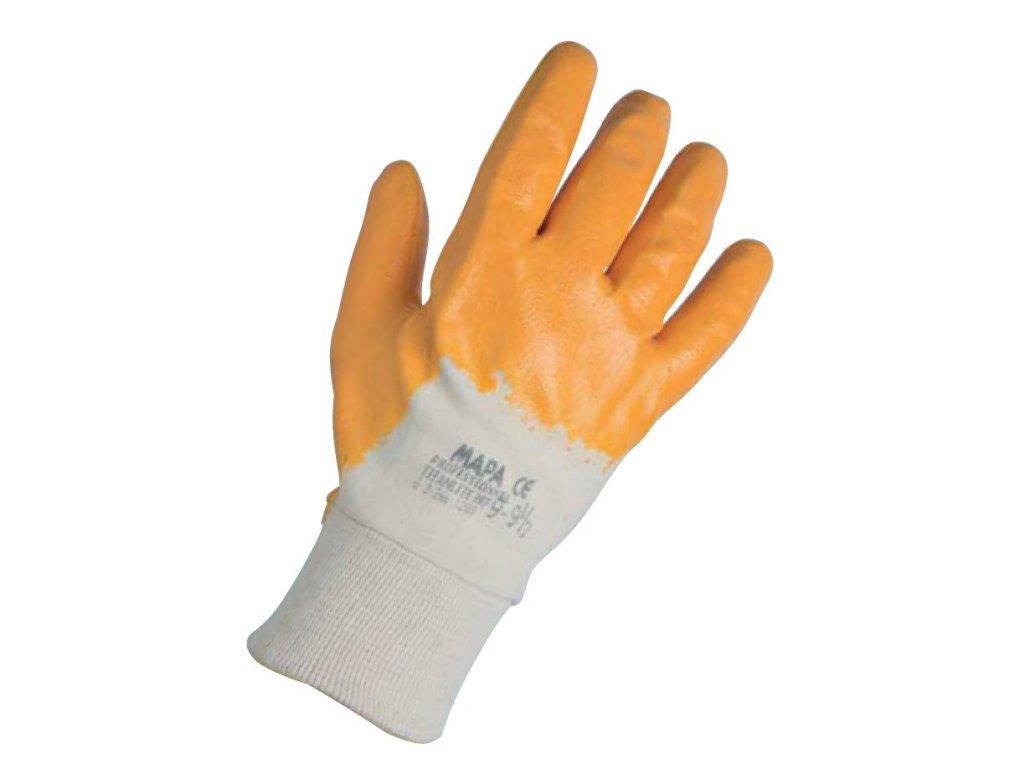 Pracovní rukavice Mapa Professionnel Titanlite 397 - bavlněné pracovní rukavice povrstvené nitrilem