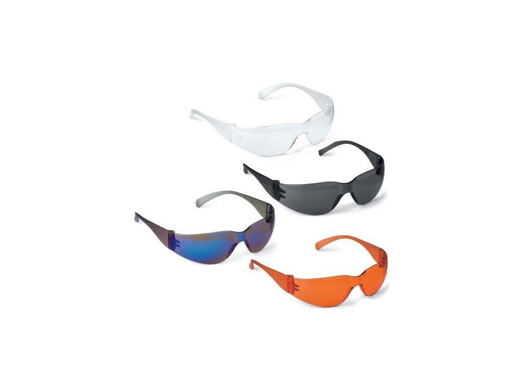 Ochranné brýle PELTOR VIRTUA - černé