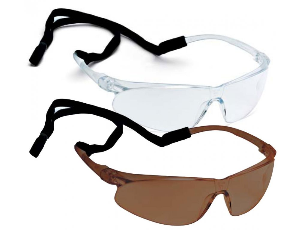 Ochranné brýle PELTOR TORA - čiré