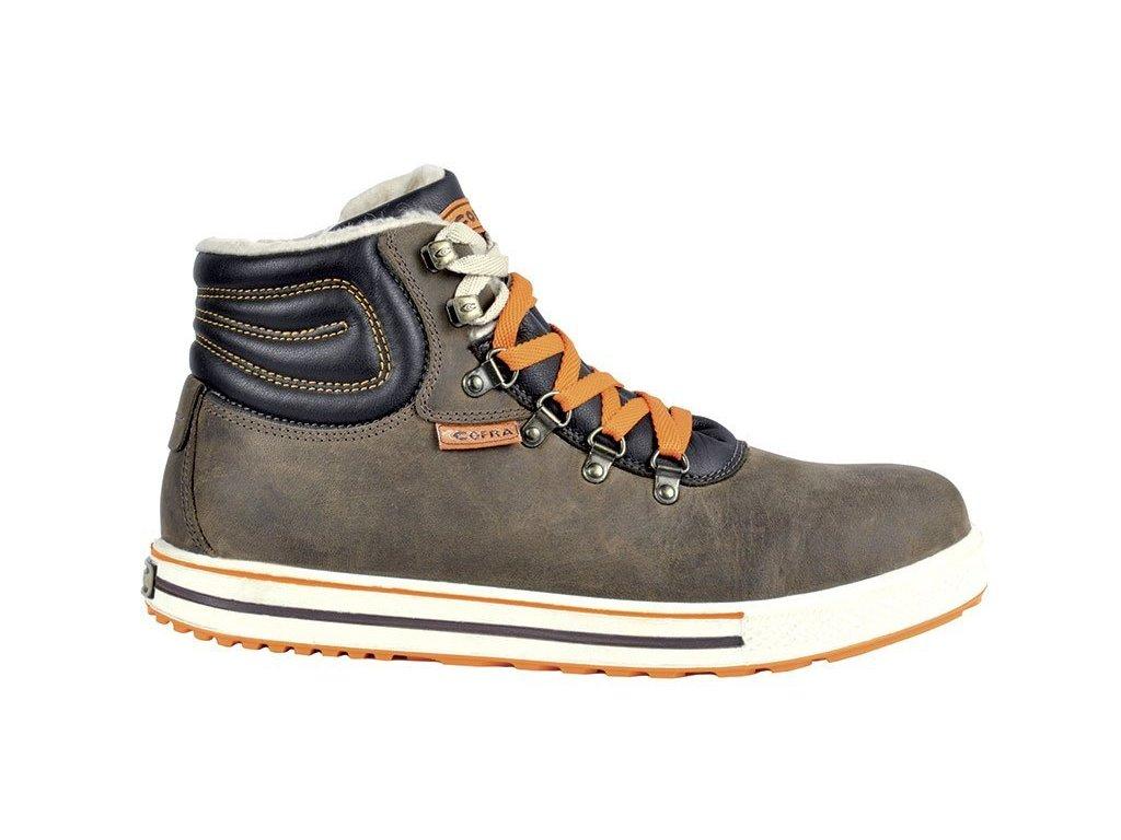 Pracovní obuv Cofra Alley S3 CI SRC
