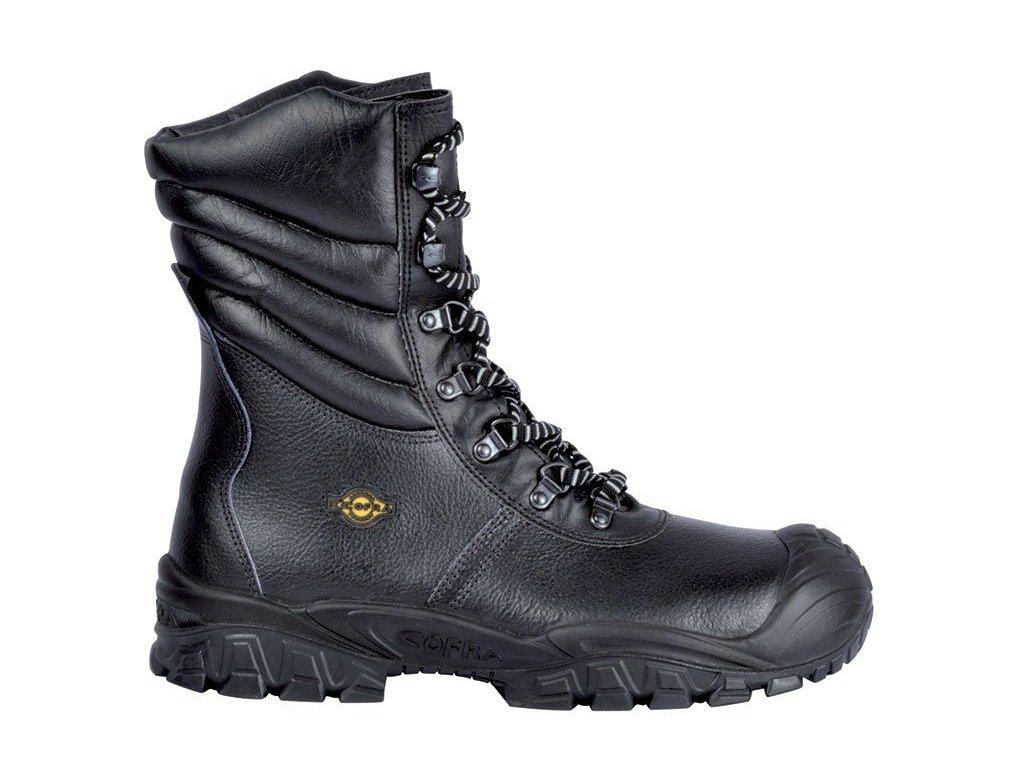 Pracovní obuv Cofra New Ural UK S3 CI  SRC