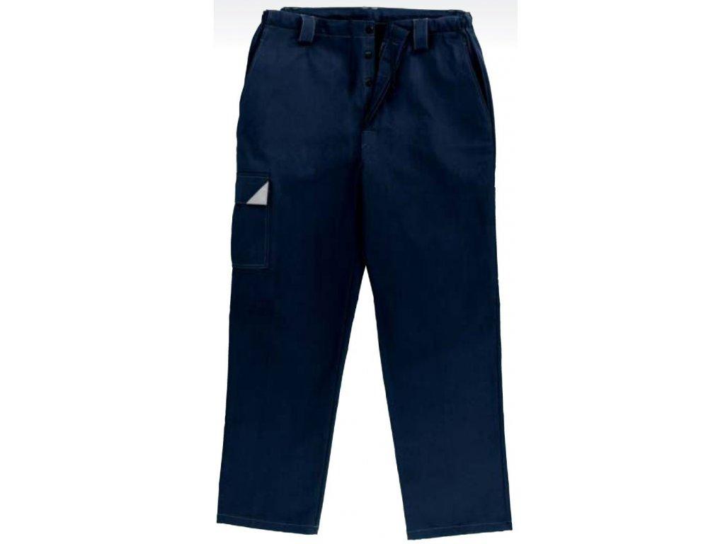 Montérky - zimní pracovní kalhoty EDIS LINEA