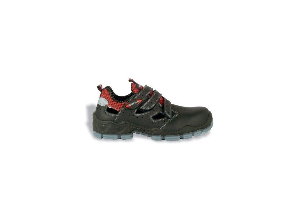 Pracovní sandály COFRA VAN GOGH S1P SRC