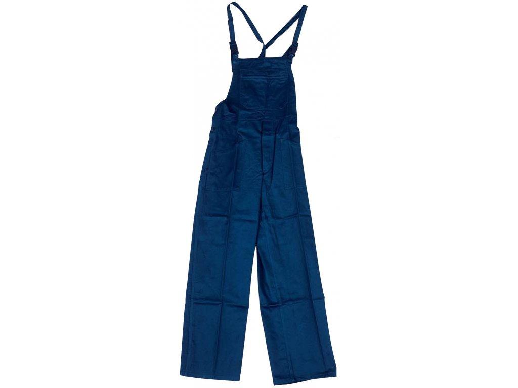 Montérky - pracovní kalhoty s laclem -  EDIS BASIC SALOPETTE